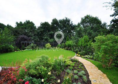 Ogród w kołach